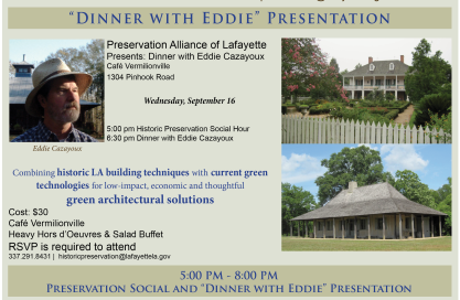September 16_Dinner with Eddie